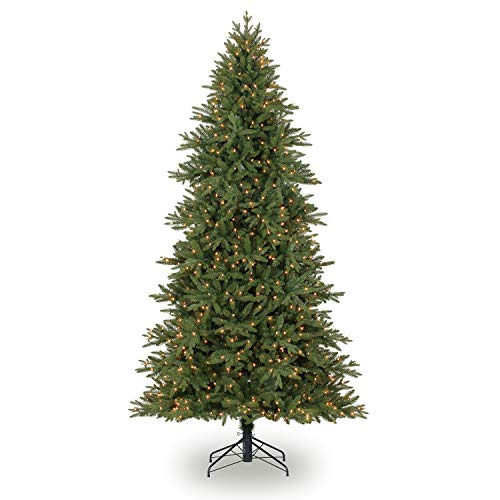 Evergreen Classics TG90P3205C01 christmas tree, 9 feet (Christmas Artificial Real Feel Trees)