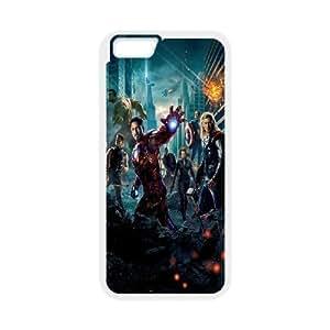 The Avengers FG0069587 Phone Back Case Customized Art Print Design Hard Shell Protection IPhone 6 Plus hjbrhga1544