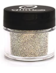 GLITTES COSMETIC Extra Fine Mixed Glitter Powder-Make Up, Body, Face, Hair, Lips & Nails (Heaven Sent)
