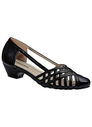 AmeriMark Women's Adult Colleen from Angel Steps Colognes Dress Shoes 7.5 Medium US Women/Black]()