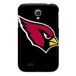 New Fashionable L.M.CASE TVw2474ngSb Cover Case Specially Made For Galaxy S4(arizona Cardinals)
