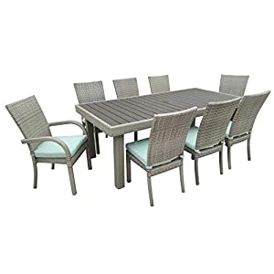 41L5u4lNMtL._SS300_ Wicker Dining Tables & Wicker Patio Dining Sets