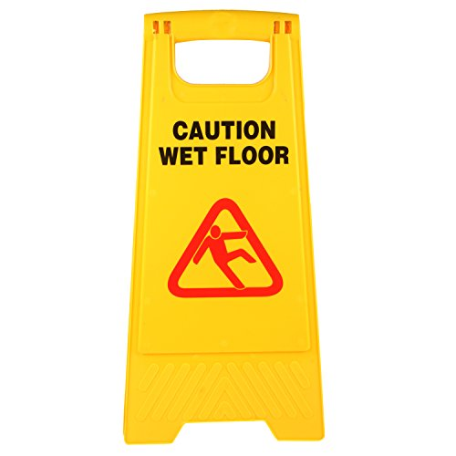 KLEENAL 20160016 Signages – Caution Wet Floor CWF-LD
