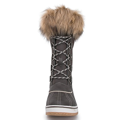 Boots Women's Waterproof 1712grey Globalwin Kingshow Winter wp4RYnq