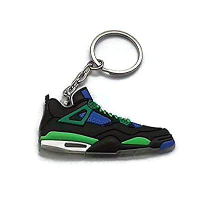 3c12205fb253ba Amazon.com  Jordan IV 4 DB Doernbecher Superman LS Sneakers Shoes ...