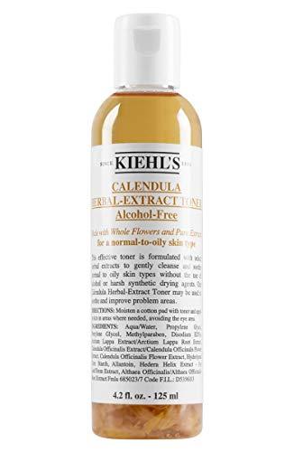 Herbal Liquid Extract Calendula - Kiehl s Since 1851 Calendula Herbal Extract Alcohol Free Toner - 4.2 oz