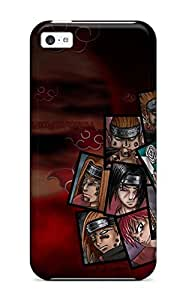 Dixie Delling Meier's Shop 9187873K84918942 Snap On Hard Case Cover Akatsuki Protector For Iphone 5c