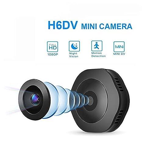 POIIUYY Mini cámara HD 1080P 720P IR Visión Nocturna Detección de Movimiento Micro Cámara Grabadora Dv Mini Cámara de Seguridad Segura Cámara Casera PK ...