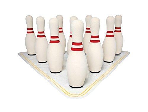 School Specialty Sportime UltraFoam Bowling Pin Set with ...