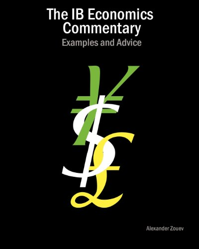 The IB Economics Commentary: Examples and Advice