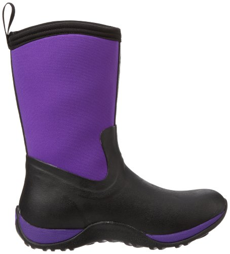 Muck Boots Women's Arctic Weekend Boot Black (Black/Purple) fcUY7