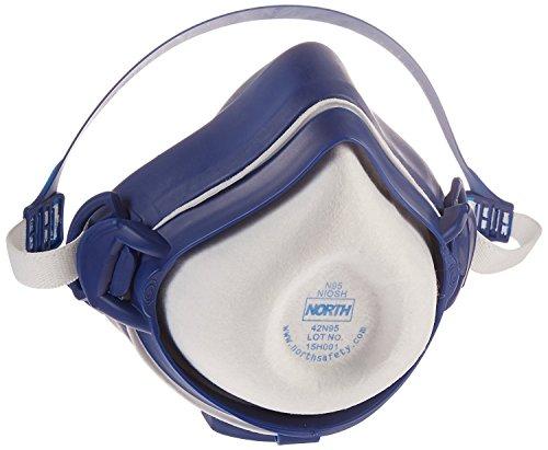 Honeywell 4200M Respirator Systems and N95 Filter, Medium by Honeywell