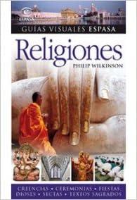 Religiones (Guias Visuales Espasa)