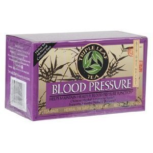 Triple Leaf Tea Tea Blood Pressure 20 Bag