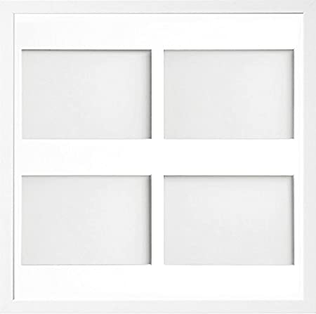 Frame Allington Range 40 x 40 cm White Picture Photo Frame with ...