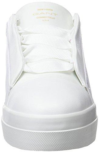 White Gant Bright G290 Amanda Bianco Donna Sneaker xqrzvXq