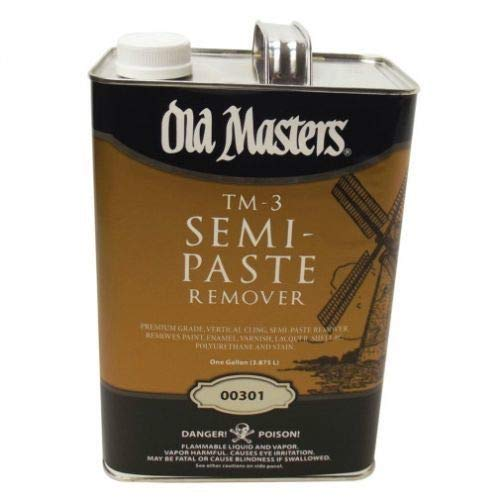Old Masters TM3 Semi-Paste Tractor/Implement Paint Remover, ()