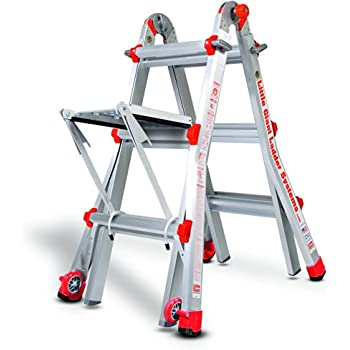 Amazon Com 300 Pound Duty Rating Ladder System With Work