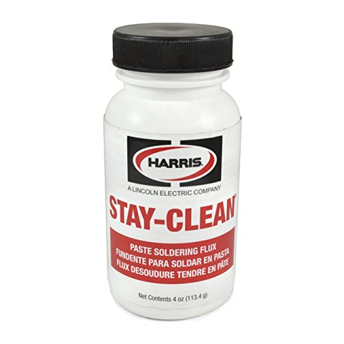 harris-scpf4-stay-clean-paste-soldering-flux-4-oz-jar