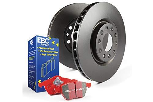 - EBC Brakes S12KF1245 S12 Kits Redstuff and RK Rotors Incl. Rotors and Pads Front Rotor Dia. 12.3 in. S12 Kits Redstuff and RK Rotors