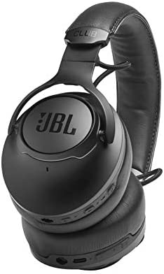 JBL CLUB ONE - Premium Wireless Over-Ear HeadphonesHi-Res Sound Quality Adaptive Noise Cancellation and EQ Customization - Black