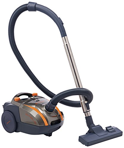 Ariete 2784 Smart Cylinder Vacuum Cleaner, 2000 Watt