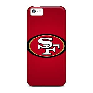 Durable Hard Phone Cases For Apple Iphone 5c (Cen1227xRuZ) Customized High Resolution San Francisco 49ers 4 Image