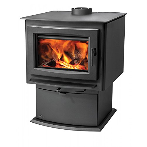 Napoleon S4 Freestanding Wood Burning Stove (26-inch Depth)