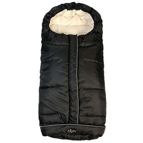 Seasons Footmuff - Go 3-Season Footmuff, Baby Cozy Stroller Blanket,Baby Bunting Bag, Fits for Bugoboo Uppababy Pushchair