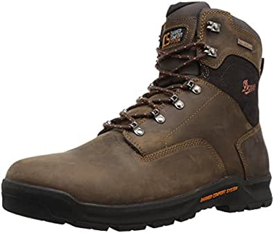 Amazon Com Danner Men S Crafter 6 Quot Brown Work Boot