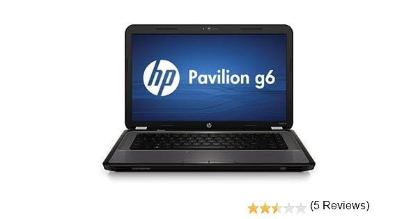 HP Pavilion G6-1214ES - Portátil de 15.6