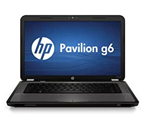 HP Pavilion g6-1212ss Notebook PC, gris carbón