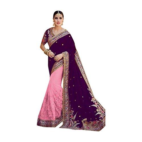 banarasi hochzet ragazza sposa nuova seide donna jari matrimoniale saree Frauen tradizionale Indiano lavoro camicetta damen designer da bollywood pettiicoat sari etnica seta camicetta choli Braut I0wxTZpqO