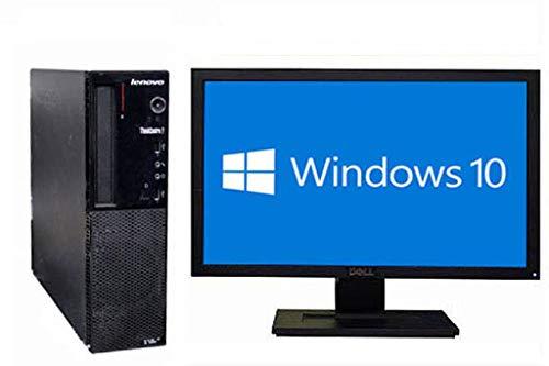 (訳ありセール 格安) 中古 lenovo デスクトップパソコン ThinkCentre DVDマルチ搭載 メモリー4GB搭載 10AU-005YJP 液晶セット Windows10 64bit搭載 Core ThinkCentre i5-4570S搭載 メモリー4GB搭載 HDD1TB搭載 DVDマルチ搭載 B07QGJNKJJ, ヤマキタマチ:8cdadc00 --- arianechie.dominiotemporario.com