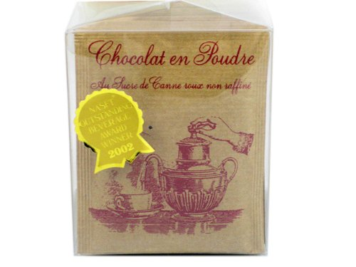 Les Confitures a l'Ancienne Powdered Chocolate (14 Pack Cube) - French Hot Chocolate