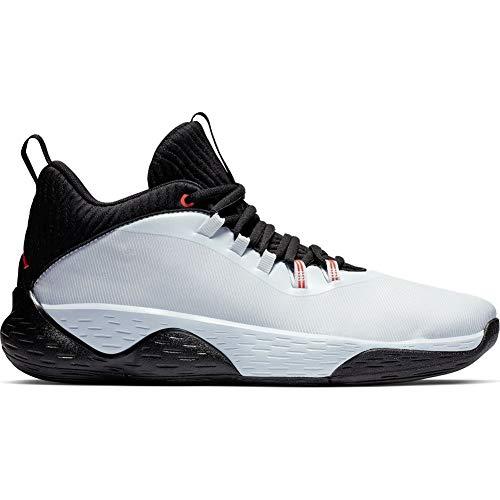 Hombre Blue Nike Super Jordan Zapatillas Crimson Bright Multicolor 401 Baloncesto De Mvp Para Low Black half Fly zz7nprxq