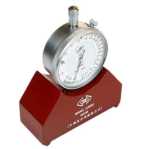 High Precision Silk Screen Printing Tension Meter mesh tension meter Force Meter Tester Newton Tension Meter gauge measurement tool in silk print 7-50N