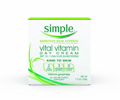 Simple Face Cream Ingredients - 2