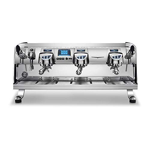 Victoria Arduino VA388 Black Eagle Gravimetric 3 Group Espresso Cappuccino Machine
