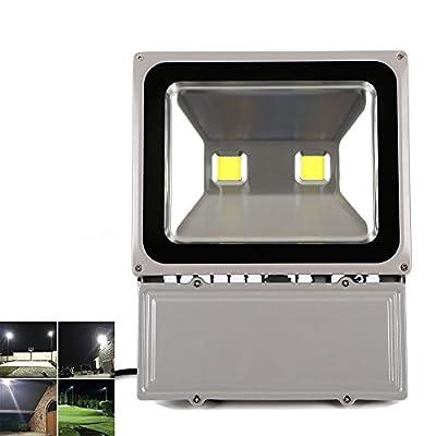 LED Flood light 100W 50W 30W 20W 10W Super Bright Security light 85-265V Outdoor Waterproof Flood fixture 3000K-6500K Daylight White Warm White Floodlight