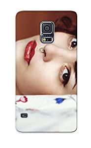 Podiumjiwrp Protection Case For Galaxy S5 / Case Cover For Christmas Day Gift(emily Laser )