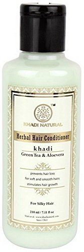 Khadi Natural Ayurvedic Herbal Green Tea Aloe