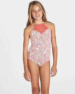 d9f93005a2 Amazon.com: Billabong Girls' Petal Daze One Piece Swimsuit: Clothing