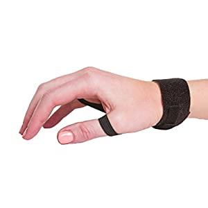Carpal Tunnel Prevention Brace | Wrist Pain Relief Band for Median Nerve Compression Injuries, TFCC Tears, Hand Numbness, Typing & Texting Tendonitis (One Size)