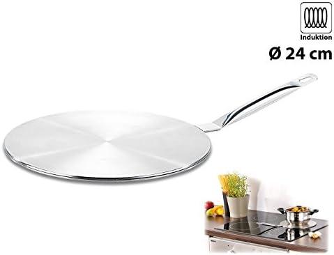 Rosenstein & Söhne – Adaptador inducción Placa: Universal Placa de Adaptador para inducción, 24 cm (Inducción Adaptador): Amazon.es: Hogar