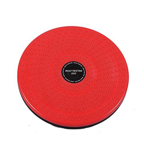 Waist Twisting Disc Figure Trimmer Fitness Board-(Blue) - 7