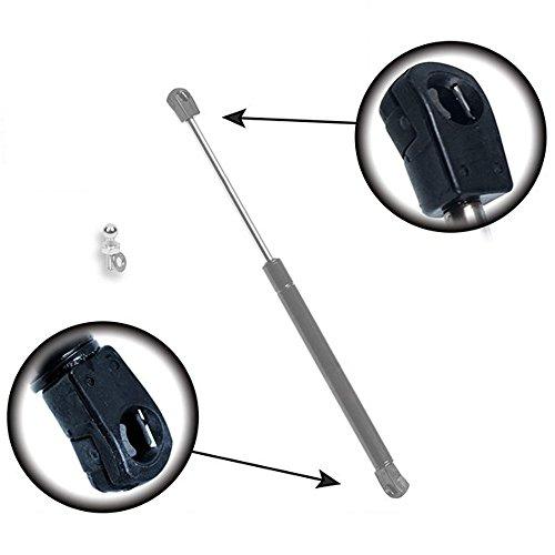 hummer h3 hood lift support - 7