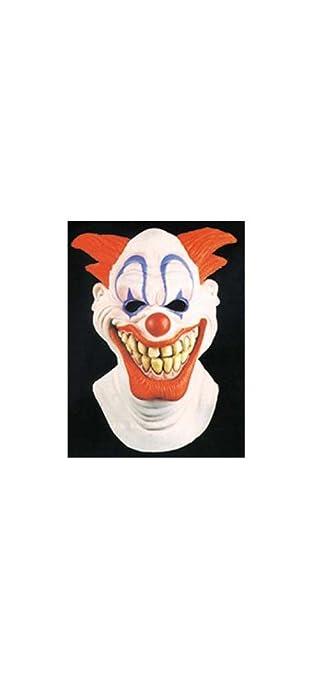 amazon com clown mask toys games