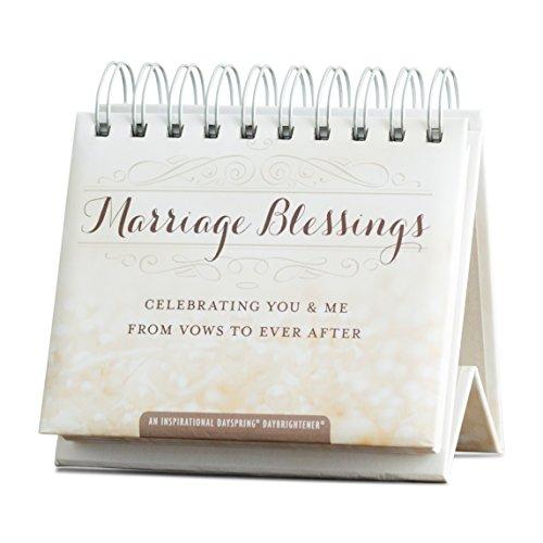 DaySpring Flip Calendar, Marriage Blessings (70943)