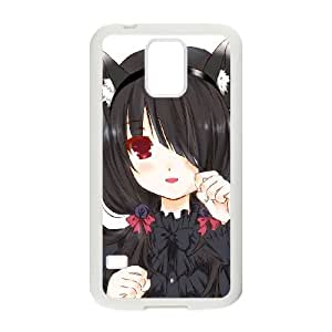 Ubcn Samsung Galaxy S5 Cell Phone Case Covers White Date A Live